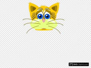 Peterm Sad Tiger Cat