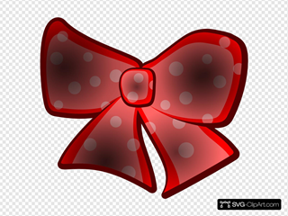 Bow Knot  SVG Clipart