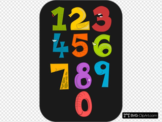 Number Animals