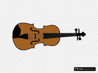 Violin (colour)