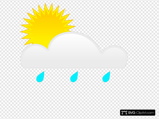 Weather SVG Clipart