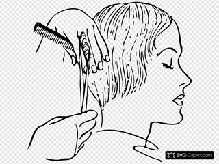 Women S Haircutting