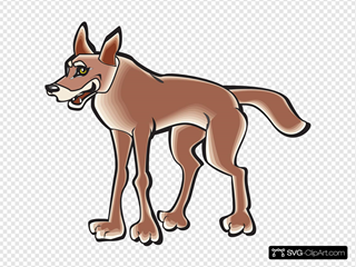 Coyote Cartoon