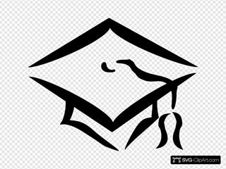 Graduation Clothing Cap