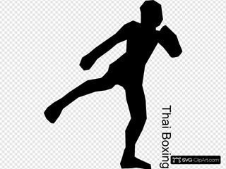 Muay Thai Down Kick