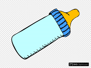 Baby Bottle 2