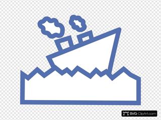Sailing Motor Ship