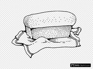 Bakery Toast Loaf