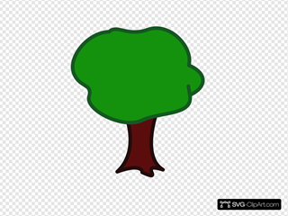 Tree - Rounded
