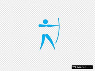 Archery Blue