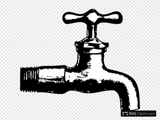 Faucet SVG icons