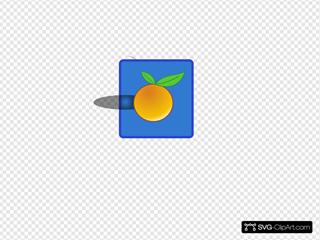 Tile Orange