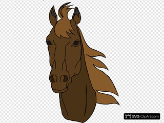 Horse Head SVG icons
