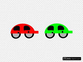 Cars SVG icons