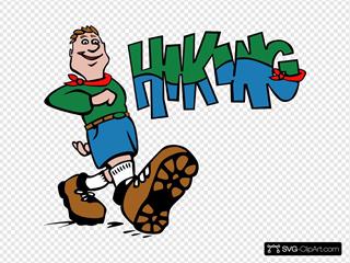 Hiker Hiking