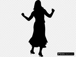 Dancing Gal