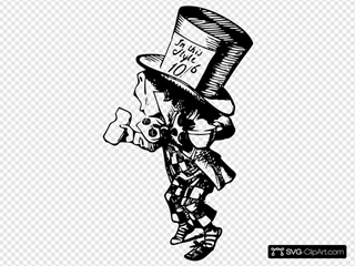 Mad Hatter Illustration