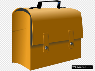 Leather Business Suitcase