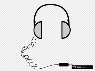 Headphones Simple