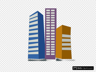 Real Estate High Rise Buildings