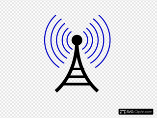 Transmission Tower Antenna