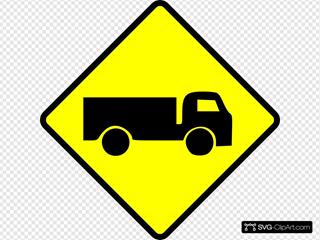 Leomarc Caution Truck