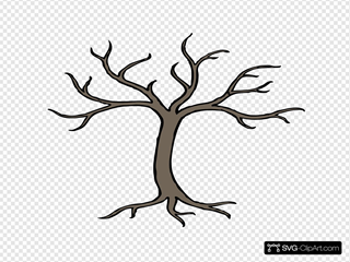 Tree With 3 Branches