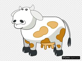 Colour Cows 2