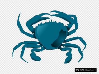 Annaleeblysse Blue Crab