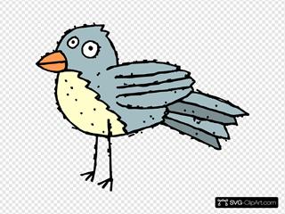 Dirty Blue Bird