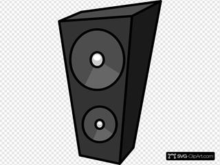 Cartoon Speaker