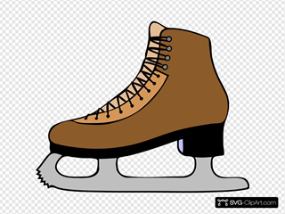 Ice Skate Shoe