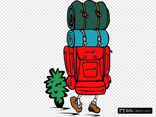 Backpacker Heavy Load