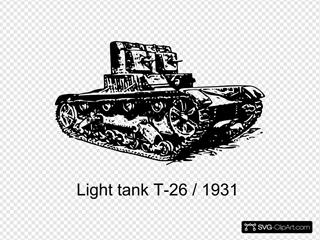 T-26 Light Tank 1931