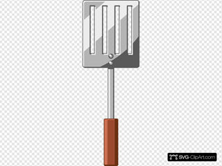Cartoon Spatula