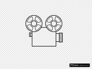 Old Tape Camera