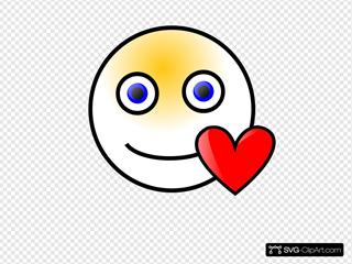 Love Heart Smiley
