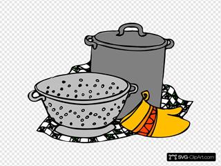 Cooking Pans Glove