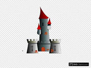 Chateau Citadel Fort Castle