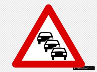 Pommi Traffic Sign
