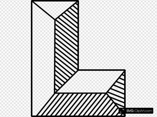 L Shaped Building