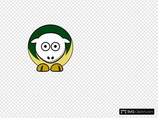 Sheep - Utah Valley Wolverines - Team Colors - College Football