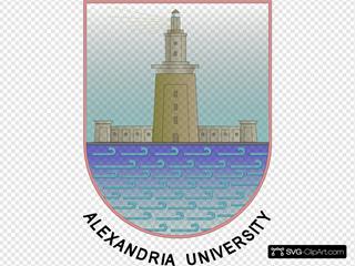 University Of Alexandria Logo