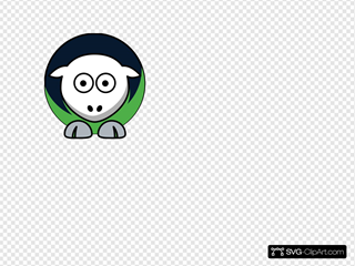 Sheep 4 Toned Seattle Seahawks Team Colors Svg Vector Sheep 4 Toned Seattle Seahawks Team Colors Clip Art Svg Clipart