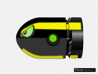 Alien Bullet