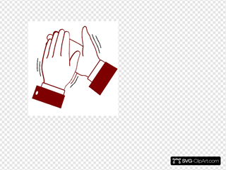 Clapping Hands Color