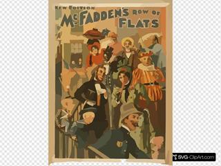 Mcfadden S Row Of Flats New Edition.
