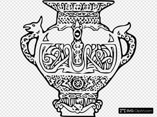 Viking Vase