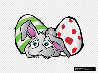 Tired Easter Bunny