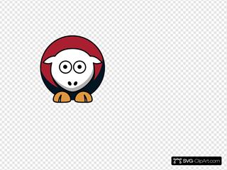 Sheep - Iupui Jaguars - Team Colors - College Football